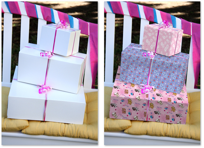 Before After Photo Retouching Gifts