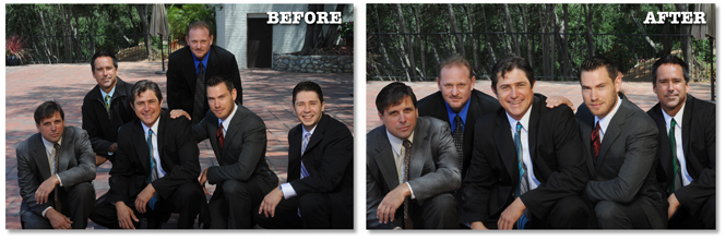 Before After Photo Retouching